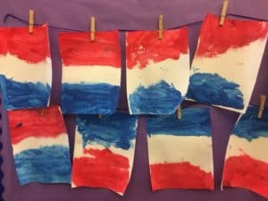 France Week at Primary Colors